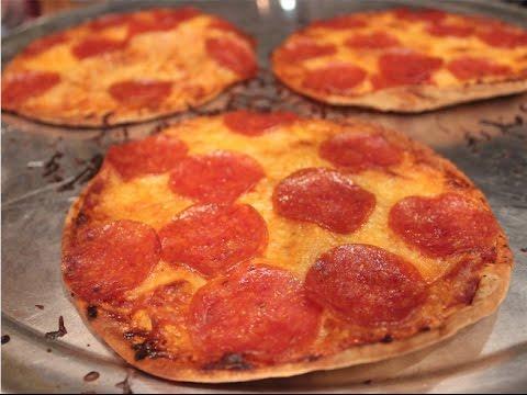 Low Carb Joseph's Pita Bread Pizza | KETO