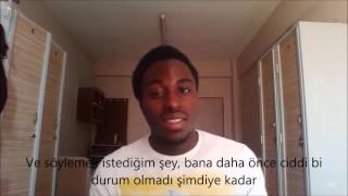 BEING BLACK IN TURKEY