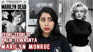 TEORI konspirasi TERMISTERIUS: Marilyn Monroe!! | #NERROR
