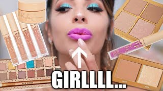 KYLIE COSMETICS VACATION COLLECTION REVIEW/ TUTORIAL | HIT OR MISS?