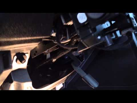 2011 Wiper Multifunction Switch Replace_DIY_2011 Ford Explorer