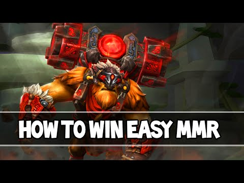 DOTA 2: How To Win Easy MMR w/The Pack (EPIC CHAOS DUNK)