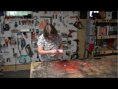 Styro Wars: Styrofoam Glue Tests