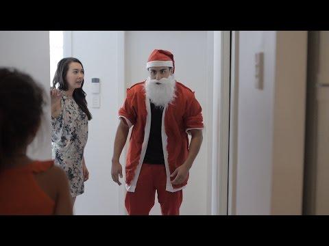 If Santa was a wog