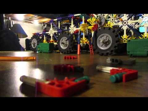 building a knex truck part 1