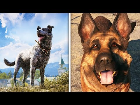 Is Boomer From Far Cry 5 The Best Video Game Dog?
