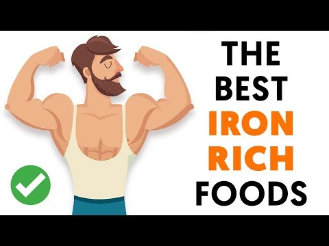 The 7 Best Iron Rich Foods —And Why You Need Them!