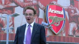 Arsenal and the business of football