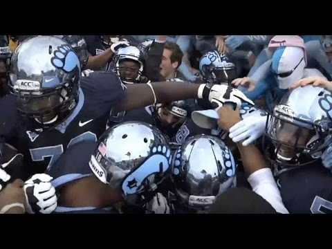 UNC Football: All Access vs NC State - 2012