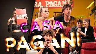 Casa Pagani - Episodio 1-Con Andrea Damante , Cecilia Cantarano & Daniele Davì- Il Famosissimo Show-