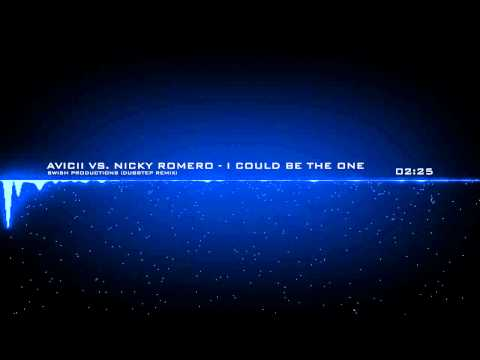 Avicii - I Could Be The One (Dubstep Remix)