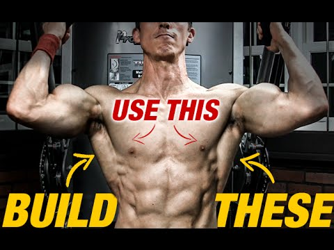 How to Get A Bigger Back (USING YOUR CHEST!)
