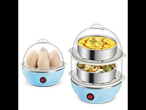 #Egg boiler/ #EGG Cooker , Glive's Electric 2 Layer Egg Boiler 14 Egg Cooker  Unboxing