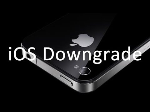 How to downgrade any iOS to iOS 5.1.1