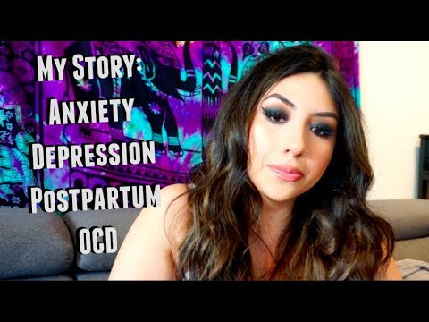 My Battle With OCD, Anxiety, Depression & Postpartum