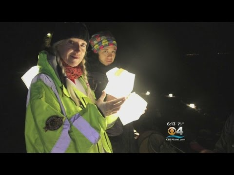 South Florida Woman Helps Light The Way For Syrian Refugees