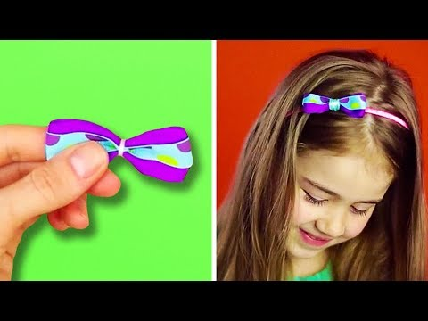 THE 10 CUTEST HAIR ACCESSORIES FOR GIRLS