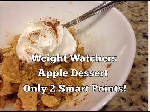 Weight Watchers Smart Points Recipe - 2 Point Yummy Apple Dessert