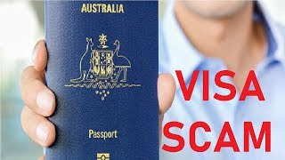 Australia Migration- visa scam by Fraud Agent - Migrants left penniless and suicidal over alleged