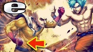 Personajes del anime que Saitama no podría derrotar de un golpe