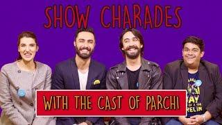 Show Charades with Ali Rehman Khan, Hareem Farooq | Parchi | MangoBaaz
