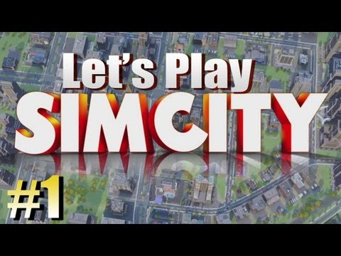 SimCity Gameplay - My First Trade City - Ep#1