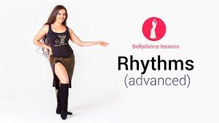Rhythms (advanced) - Diana Gnatchenko | Bellydance Lessons