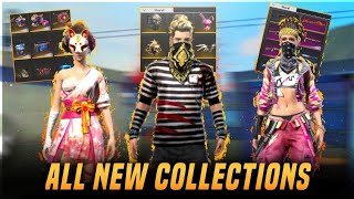 35000 LIKES COMPLETED    ALL COLLECTION    FREE FIRE BATTLEGROUND
