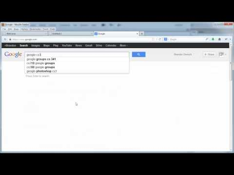 Google Site Search Component Dreamweaver