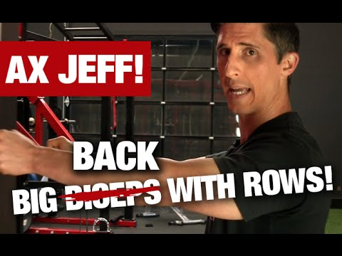 Back Rows - Cables, Barbell or Dumbbells (2 BEST TIPS!)