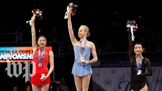 Chen, Nagasu, Tennell: Get to know the U.S. Olympic women's figure skaters