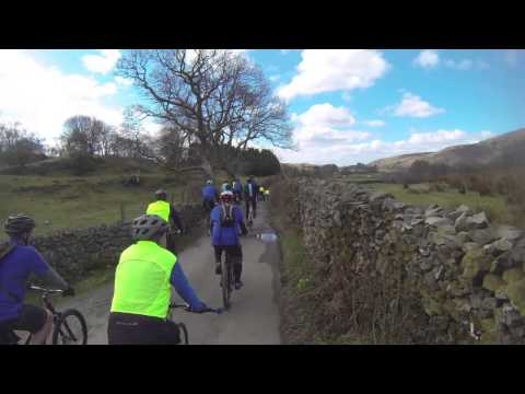 GoSkyRide Lake District, Coniston 2013 Launch