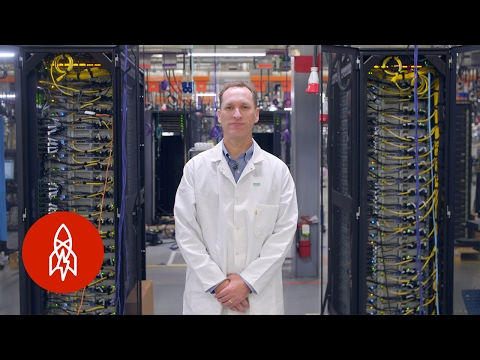 These Supercomputers Are Altering Reality