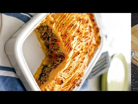 Chicken Mince And Vegetables shepherds pie