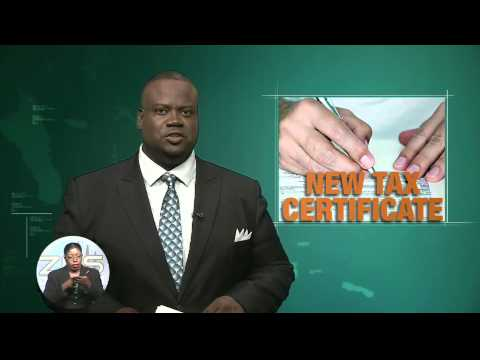 Govt. Introduces New Tax Compliance Certificate