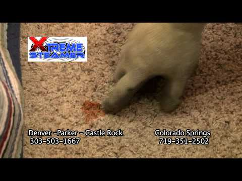 Extreme Steamer carpet & tile cleaning