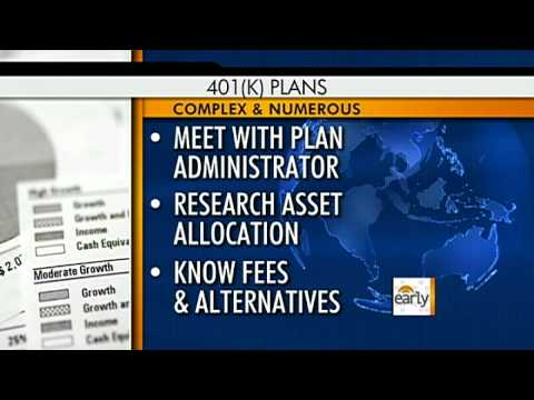 The Early Show - Make the most of your 401(k)