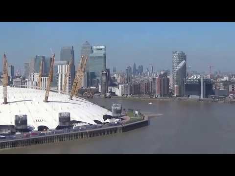 Emirates Air Line Cable Car, London
