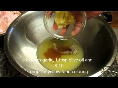 El Pollo Loco Chicken Recipe