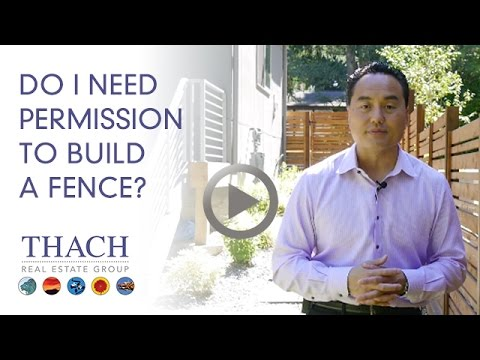 Do I Need To Ask My Neighbors Permission To Build A Fence?  - Ask Thach