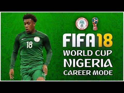 FIFA 18 Nigeria Career Mode: Laga Terakhir Grup Lawan Lionel Messi & Argentina #3 (World Cup 2018)