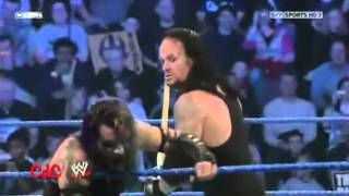 Jeff Hardy vs. Undertaker Extreme Rules SmackDown! 2008