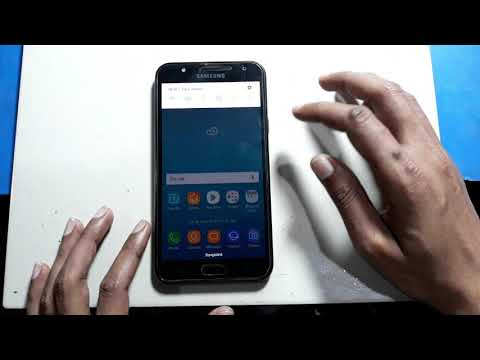 Samsung J7 Nxt SM-J701F Imei Repair Android 8 1 Network