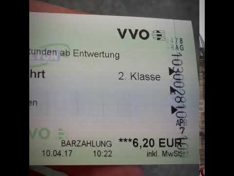 From Dresden to Bad Schandau (Saxon Switzerland)