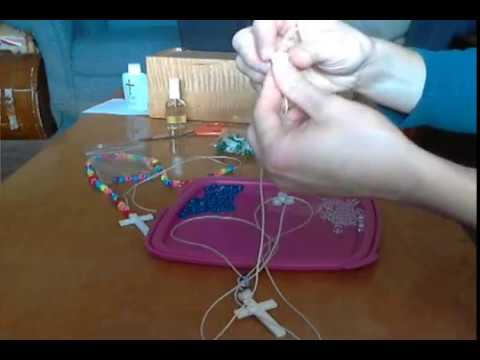 How to make a Ladder Rosary