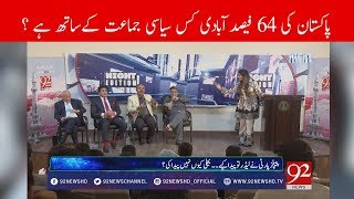 Night Edition | Discussion with Students of Lahore University | Shazia Zeeshan | 20 May 2018 |