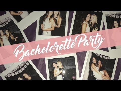 What REALLY Happens At A Bachelorette Party! Elle Levi