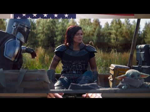 Gina Carano In The Mandalorian Might Help Get Women Into The Weight Room!