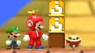 New Super Mario All Stars HD: Super Mario Bros 3 REMAKE 100