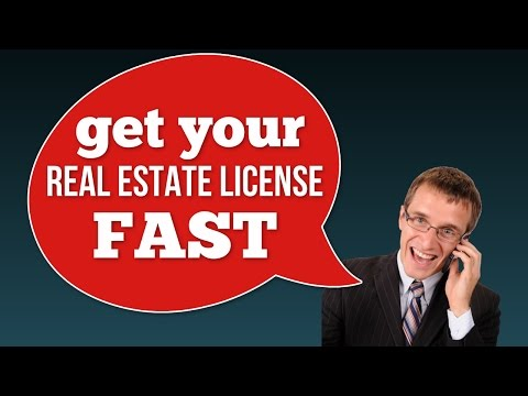 How to Get Your BC Real Estate License Fast